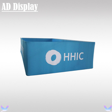 20ft*10ft*4ft Trade Show Booth Tension Fabric Rectangular Hanging Banner Display Stand With Your Own Design Printing(China)