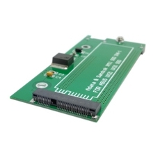 50pcs/lot SATA 22P 7+15 to MSATA Mini PCI-E PCBA Assembly only for UX31 UX21 XM11 SSD Solid State Disk ,By Fedex