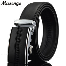 [Musenge] Belt Designer Belts Men High Quality Leather Belt Men Ceinture Homme Luxe Marque Cinturones Hombre Cintos Para Homens