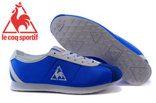 New Styles Oxford Fabric Series Le Coq Sportif Men's Athletic Shoes Sneakers Le Coq Sportif Men's Running Shoes Blue/White