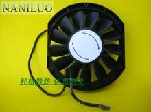 NANILUO Free Shipping Japanese 5910PL-07W-B75 17025 17cm 170mm DC 48V 0.85A slim industrial cabinet cooling fan(China)