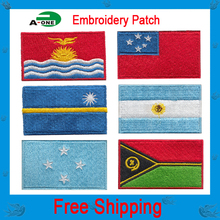 Free shipping the premier league flag embroidery iron on applique patches appliques wholesale  and customize random delivery