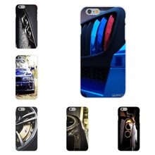 For Apple iPhone 4 4S 5 5C SE 6 6S 7 7S Plus 4.7 5.5 Soft TPU Silicon Cases Cover BMW M Car