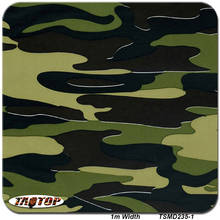 TSA235-1 1m*10m Camo Camouflage Digital Pattern Liquid Image Hydrographic Film Aqua Water Transfer Printing Film(China)
