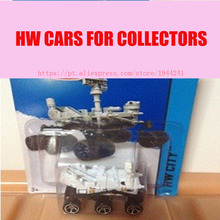 Hot Sale Hot 1:64 Cars wheels MARS ROVER CURIOSITY 71/250 Collection Metal Cars Hot 1:64 Cars Style Children's Educational