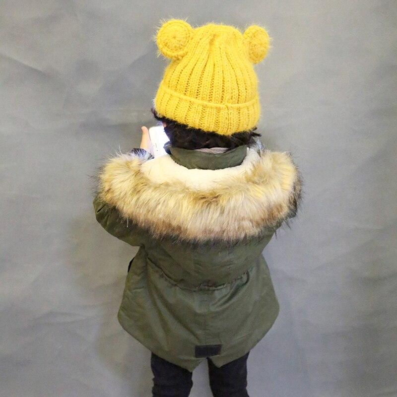 Children s winter new boy thickening jacket baby baby collar coatОдежда и ак�е��уары<br><br><br>Aliexpress