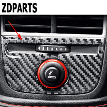 Buy ZDPARTS Car Styling Rear Air Vent Outlet Covers Audi A3 8V 2013-2016 Carbon Fiber Interior Console Stickers Accessories for $11.76 in AliExpress store