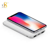Buy D8 8000mAh Qi Wireless Charger iPhone X 8 Power Bank Samsung White Power Bank Wireless Charger Desktop Fast Charging for $29.99 in AliExpress store