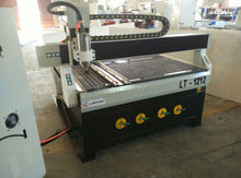 China Vacuum Table CNC Router Engraving/Cutting Machine 1212