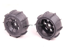 5B Rear Sand Wheel Set(TS-H85047)x 2pcs for 1/5 Baja 5B, SS , for baja parts ,wholesale and retail, free shipping