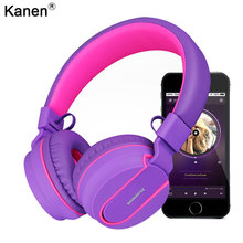 Bluetooth Cute Headphone for Girl Women Earphone Best Headphone Wireless for TV Computer Smart Phone Sony Meizu MP3 Player China