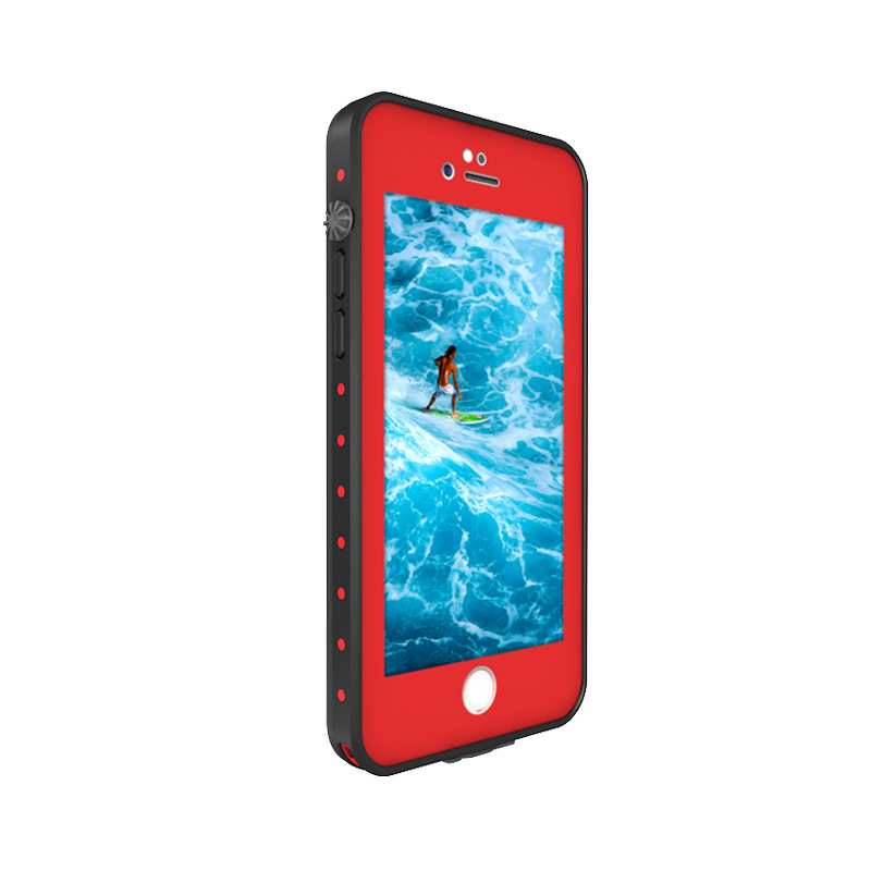12.For iphone 7 8 plus waterproof case
