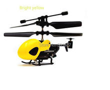 YUKALA the smallest Mini infrared RC helicopter QS5010 9.8cm 3.5 channels with Gyro rc helicopter RTF ready to fly(China)
