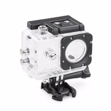 Sport Action Camera Box Case Waterproof Housing Case For Camera Accessories SJ4000 SJ4000+ SJ7000 SJCAM With Black Edition