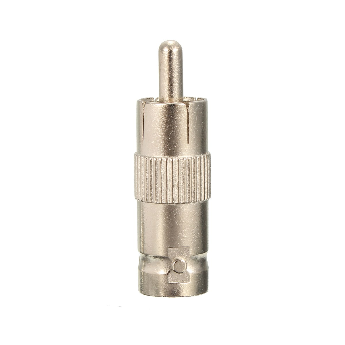 NEW BNC FemaleTo RCA Male Plug COAX Adapter Connector Coupler Jack Surveillance BNC Connector(China (Mainland))