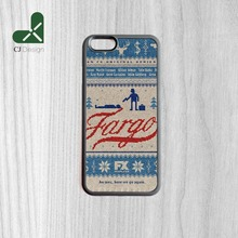 Hot Sell Fargo Dark Comedy Crime Drama Series Snow Canada Design Protective Back Cover For iPhone 6 6s Mobile Phone Case