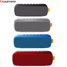 Quality Portable Wireless Stereo Bluetooth Speaker with Mic Super Bass FM TF Card slot for ipad iPhone mobile phone laptop PC