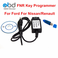DHL Free FNR Key Programmer 4-In-1 For Ford For Nissan For Renault Auto Key Programming Tool FNR 4 IN 1 OBDII OBD Car Key Maker(China)