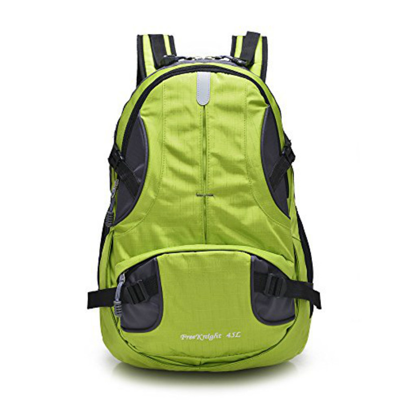 45L Ultra-light Unisex Outdoor Waterproof Nylon Hiking Folding Backpacks for Women 5 Colors Tactical Backpacks Outdoor Sport Bag<br>