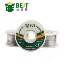 Free Shipping 1.0 mm 100g 60/40 Tin Wire Melt Rosin Core Solder Soldering Wire Roll(China)