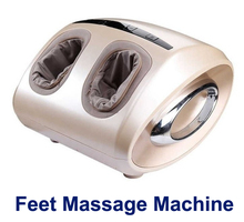 HOT SALE Luxury full feet massager Top Quality electric shiatsu foot massager Machine Foot Care Device with Heat Kneading Feet