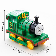 Thomas Plastic Trains Thomas And Friends Fun Children's Toys Baby Fun Puzzle Toy Train Car Toys For Children