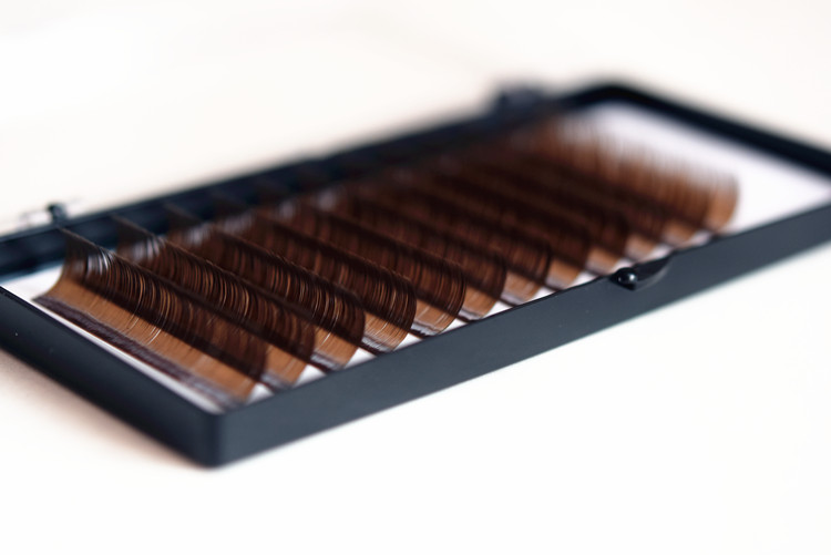 Brown Individual Lashes (2)