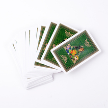 Free shipping Hot game Nintendo Anime The Legend of  Zelda Poker set Playing Cards Green collection game cards
