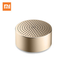 Original Xiaomi Mi Round Bluetooth Speaker Stereo Portable Wireless Speakers Mini Mp3 Player Music Speaker Hands-free Calls