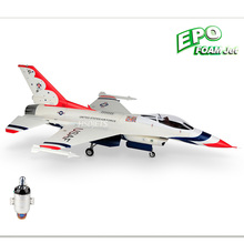 F-16 THUNDER BIRD RC JET Camouflage Airplane 6/K60 Turbine Engine RC Fixed Wing Jetcat Airplane PNP/ARF(China)