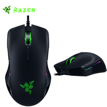 Razer Lancehead Tournament Edition Professional Grade Chroma Ambidextrous Gaming Mouse, 16,000 DPI Support Synapse ,with package(China)