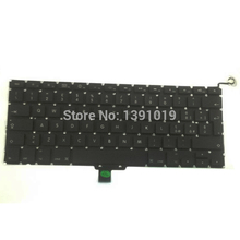 5pcs Free Shipping A1278 Italy Keyboard For Apple Macbook Pro 13'' Italian Layout