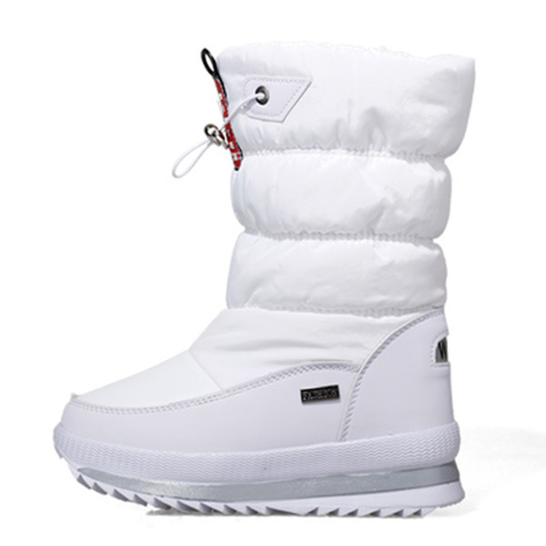 new Winter warm 1pair waterproof  Snow Boots Girls Flower Fashion Shoes Children Boots , -40 degrees Kids Snow Boots<br>