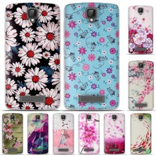 Silicone Soft TPU Case for ZTE L5 Plus Cover 3D Skin Printing Fashion Design Back Cover For ZTE Blade L5 Plus Phone Cases Bag