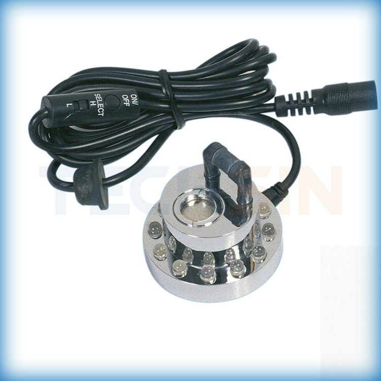 Ultrasonic mist maker, nebulizer, humidifier, sprayer, fogger CT-24.<br>