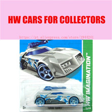2013 New Hot Wheels 1:64 turbo turret car Models Metal Diecast Car Collection Kids Toys Vehicle Juguetes(China)