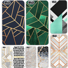 Marble Line Luxury Hard Case Cover for Huawei P10 P9 P8 Lite Plus P7 6 G7 & Honor 8 Lite 4C 4X 7