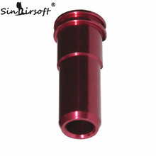 SINAIRSOFT Wholesale! 10pcs/lot SHS Gun accessories Air Seal M4 Nozzle for M4 airsoft AEG TZ0034 hunting accessories(China)
