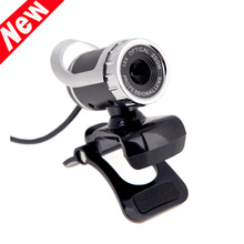 USB 2.0 50 Megapixel HD Camera Web Cam 360 Degree with MIC Clip-on for Desktop Skype Computer PC Laptop Camera Web Cam(China)