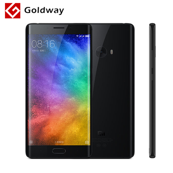 "Original Xiaomi Mi Note 2 Prime Global Version 6GB RAM 128GB ROM Mobile Phone Dual 3D Glass Snapdragon 821 5.7"" Flexible Display"