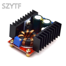150W Boost Converter DC-DC 10-32V to 12-35V Step Up Voltage Charger Module