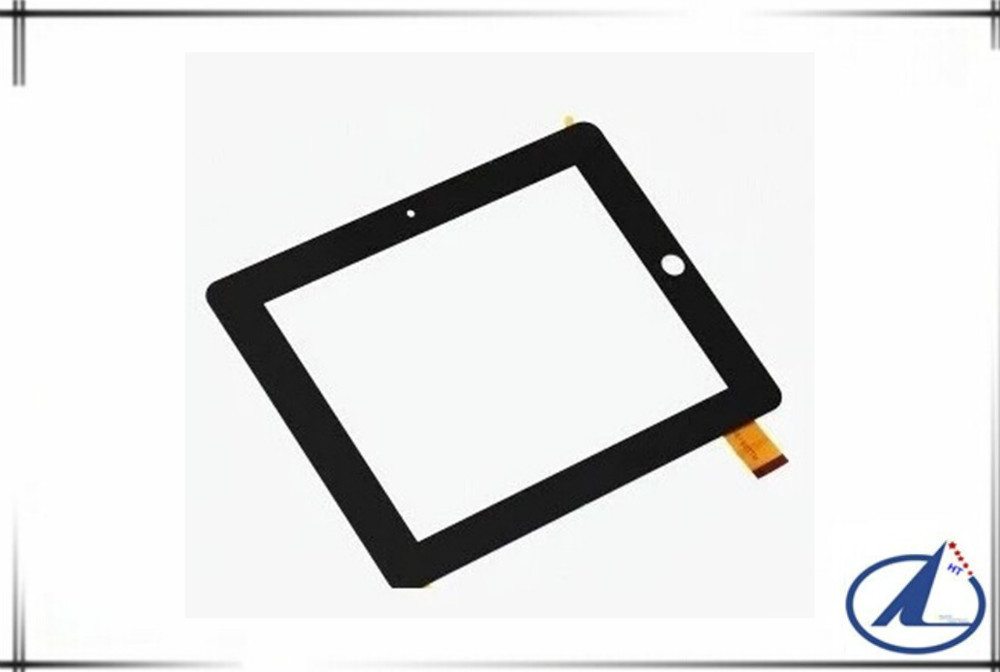 black New Touch screen Digitizer Ritmix RMD-730 Tablet Outer Touch panel Glass Sensor replacement FreeShipping<br><br>Aliexpress