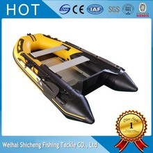1.2mm inflatable boat pvc boat high quality inflatable fishing boats for sale
