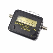 Digital Satellite Finder Signal Meter FTA LNB DIRECTV Signal Pointer SATV Satellite TV Receiver Tool Wholesale