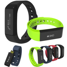 I5 Plus Band 2 Smart Wristband Bluetooth 4.0 Sports Tracking Call Message Reminding Smart Watch  for Android