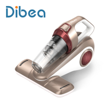 Dibea UV1001 10Kpa Suction Mite Mattress UV Bed Home Collector UV Acarus Killing Household Vacuum Cleaner for Home