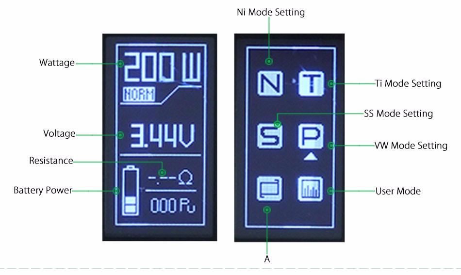 Original IJOY RDTA BOX Mod 0W +12.8ml Large e-juice Tank Atomizer & RDTA BOX MOD & IMC-3/IMC-Coil 3 Coils e-Cigarette 5