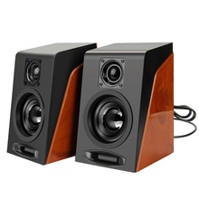 New Creative MiNi Subwoofer Restoring Ancient Ways Desktop Small Speakers for TV Computer Mobile Phone Speaker