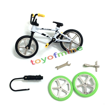 2016 Excellent Quality bmx toys alloy Finger BMX Functional kids Bicycle Finger Bike mini-finger-bmx Set Bike Fans Toy Gift