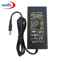 AC DC 24V 3A 72W Power Supply EU US AU UK Plug110/240V for 5050 LED Strip Light Led Driver Converter Transformer Charger Adapter